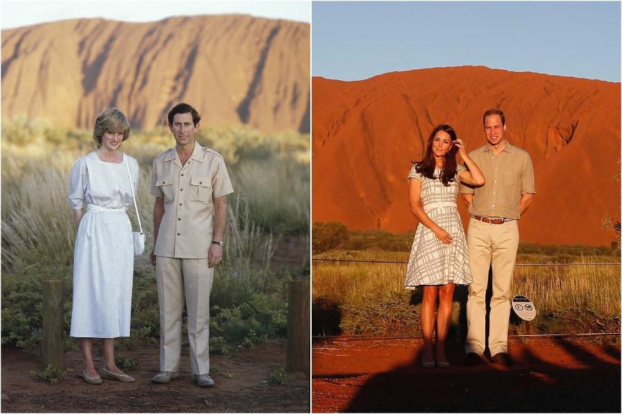 Does Kate Middleton Dress Like Princess Diana? #7 | Her Beauty