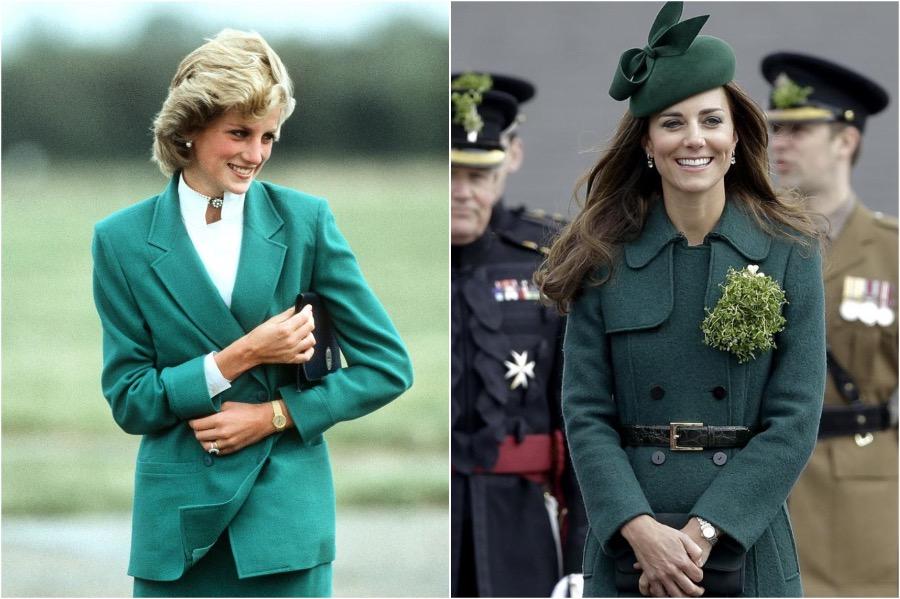 Does Kate Middleton Dress Like Princess Diana? #9 | Her Beauty