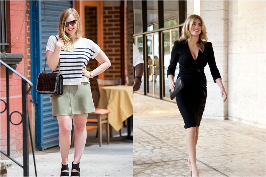 2. A V-Neck Can Make Your Chest Look Slimmer   How to Dress to Make Yourself Look Skinnier   Her Beauty