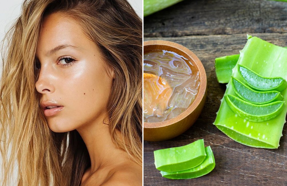 Aloe Vera | How to Lighten Your Skin: 7 Home Remedies | Her Beauty