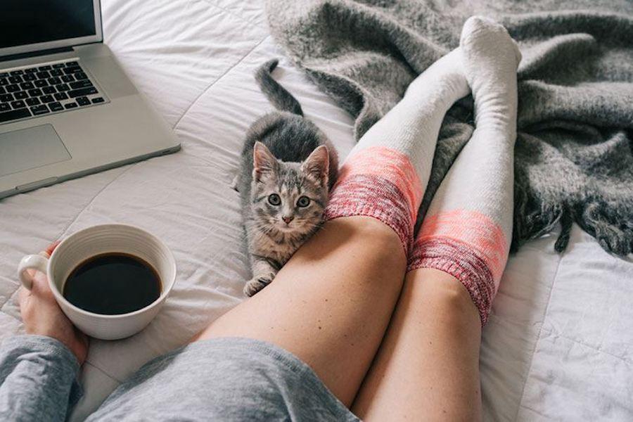 Indossare i calzini a letto: 6 motivi per iniziare a farlo