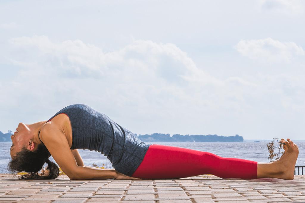 Matsyasana (Fish pose) | 8 Yoga Poses to Boost Your Immunity, Flexibility, and Mood | Her Beauty