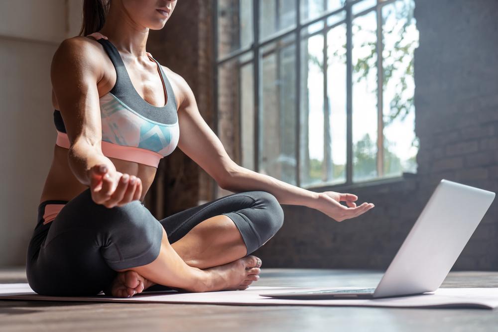 Sukhasana (Sitting Pose) | 8 Yoga Poses to Boost Your Immunity, Flexibility, and Mood | Her Beauty