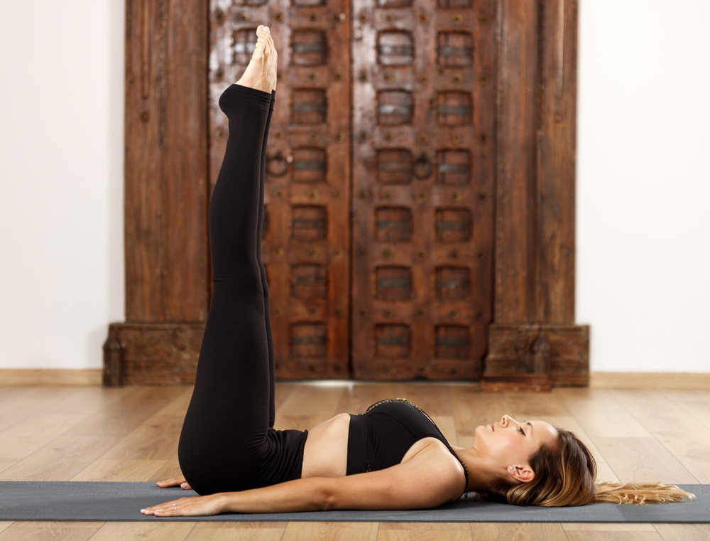 Viparita Karani (Legs Up The Wall Pose) | 8 Yoga Poses to Boost Your Immunity, Flexibility, and Mood | Her Beauty