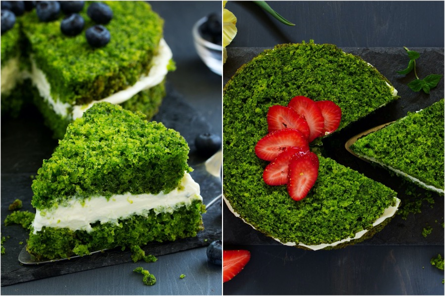 8. Parsley Cake | 10 Desserts With Herbs You Should Try | Her Beauty