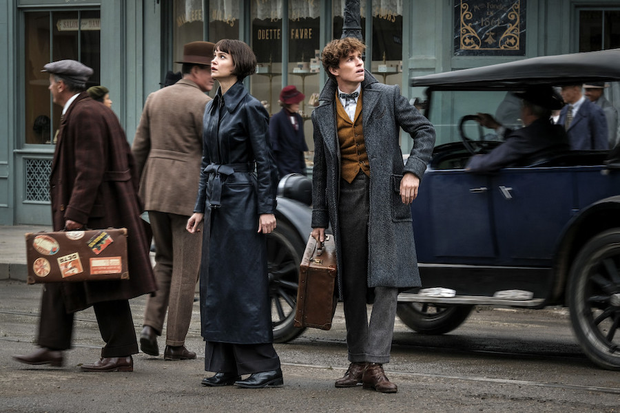 1. Fantastic Beasts And Where To Find Them | 7 Gorgeous Movies That Won an Oscar for Best Costume Design | Her Beauty