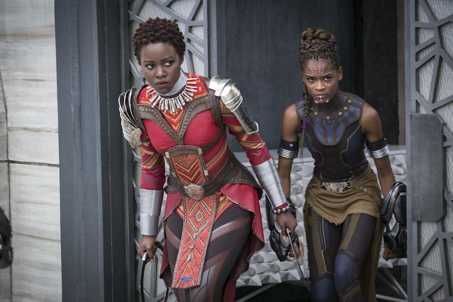 3. Black Panther | 7 Gorgeous Movies That Won an Oscar for Best Costume Design | Her Beauty