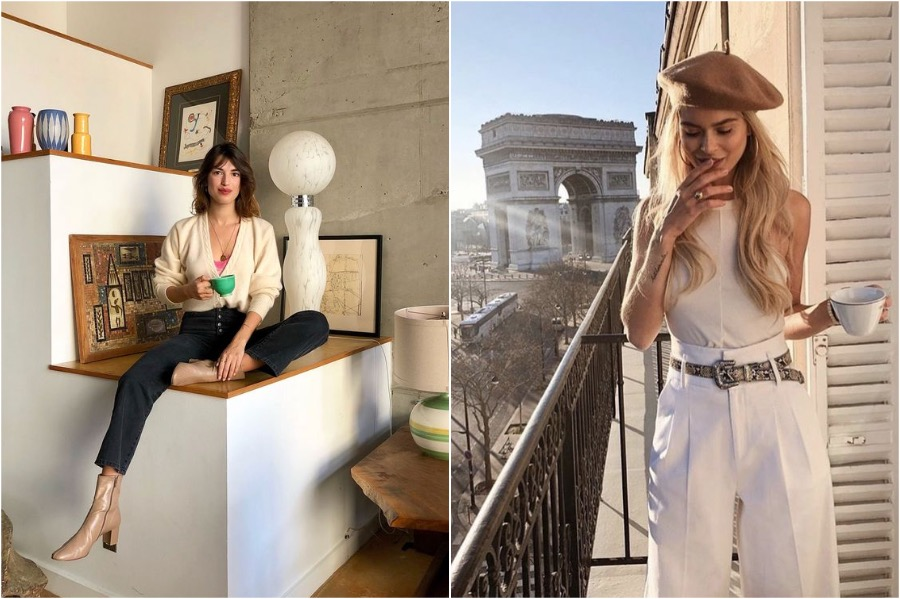 1. Being In The Moment | 8 Lessons In The Art Of Being A French Woman | Her Beauty