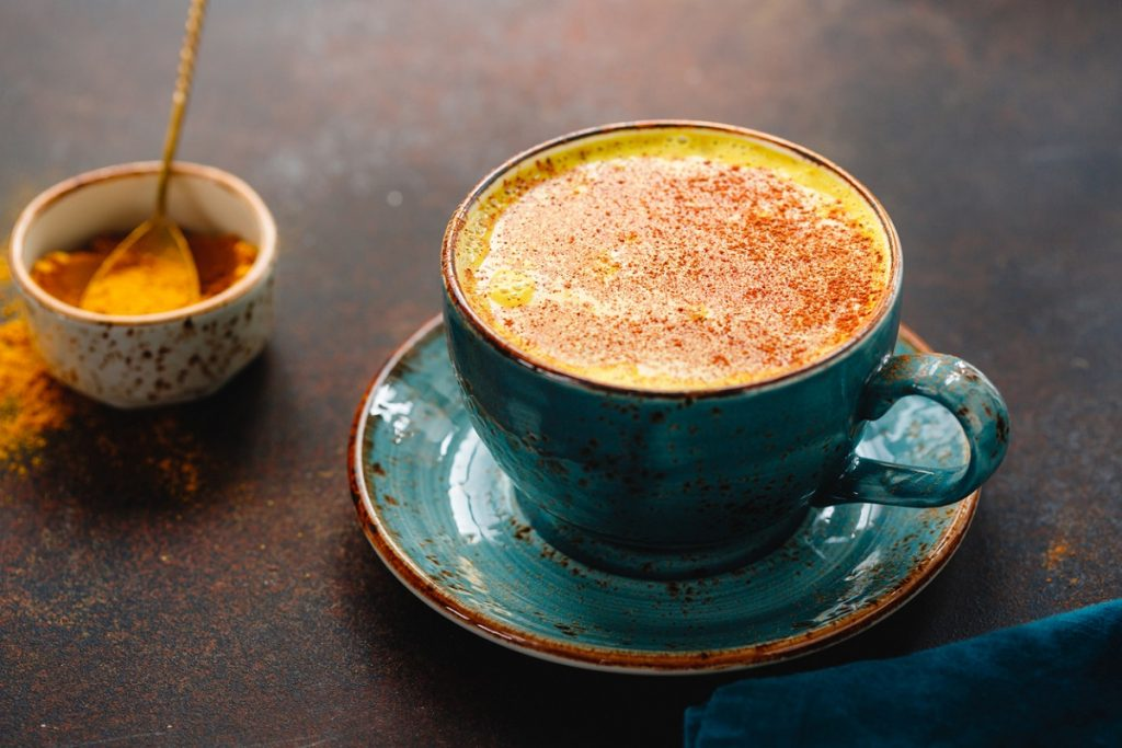 Eat and drink turmeric | 8 Ayurvedic Ways to Boost Your Immunity This Fall | Her Beauty