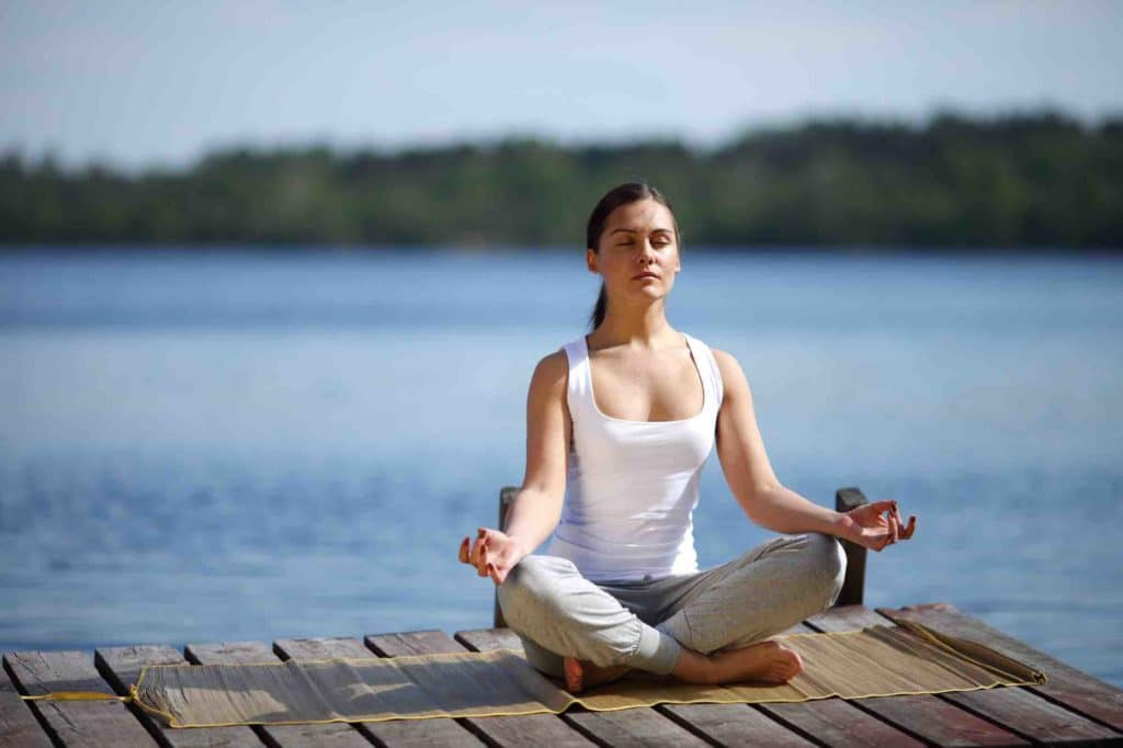 Practice meditation | 8 Ayurvedic Ways to Boost Your Immunity This Fall | Her Beauty