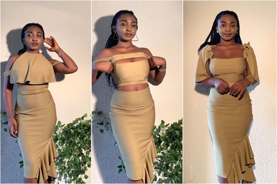 Nigerian Fashion Designer Makes Awesome Transformer Dresses #2 | Her Beauty