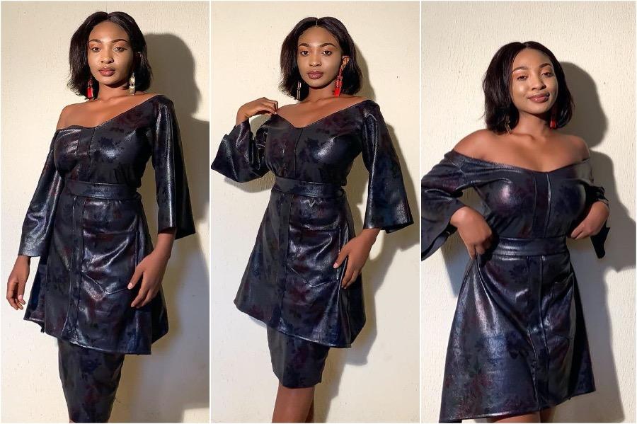 Nigerian Fashion Designer Makes Awesome Transformer Dresses #8 | Her Beauty