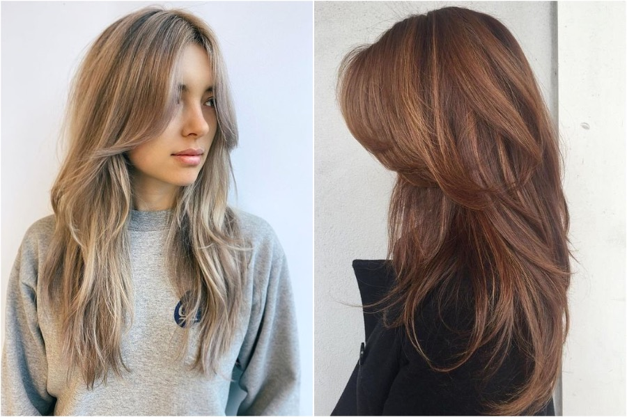 Stylish Haircuts and Hairdos For Long Hair | Her Beauty