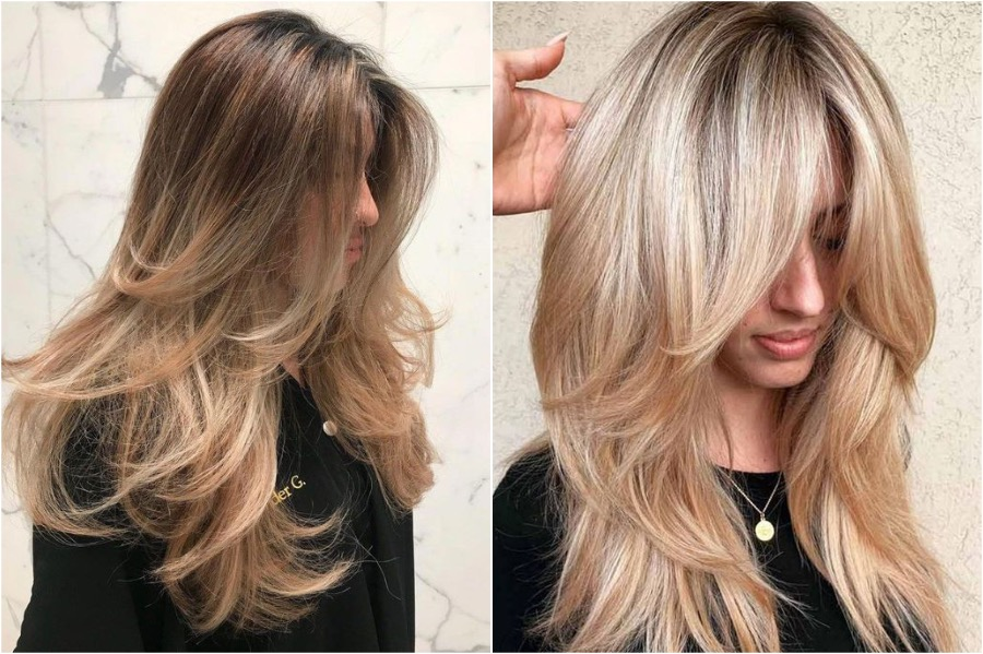 Layers | Stylish Haircuts and Hairdos For Long Hair | Her Beauty