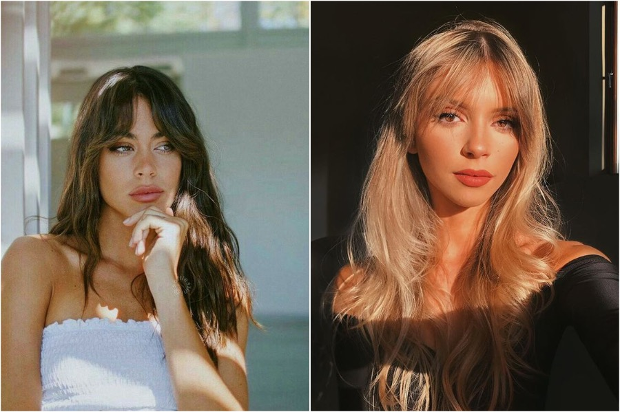 70s Bangs | Stylish Haircuts and Hairdos For Long Hair | Her Beauty