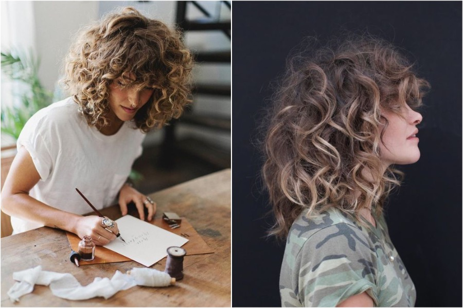 Wild Curls | Stylish Haircuts and Hairdos For Long Hair | Her Beauty