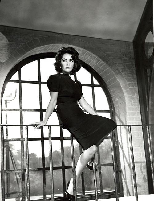 Top 10 Elizabeth Taylor Performances #8   Her Beauty