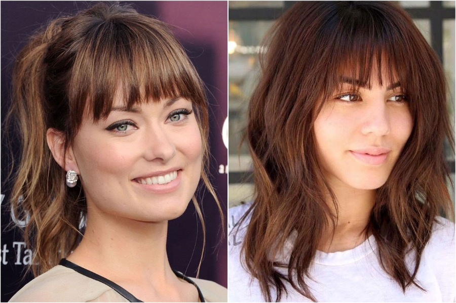 Square Face | The Best Bangs For Your Face Shape | Her Beauty
