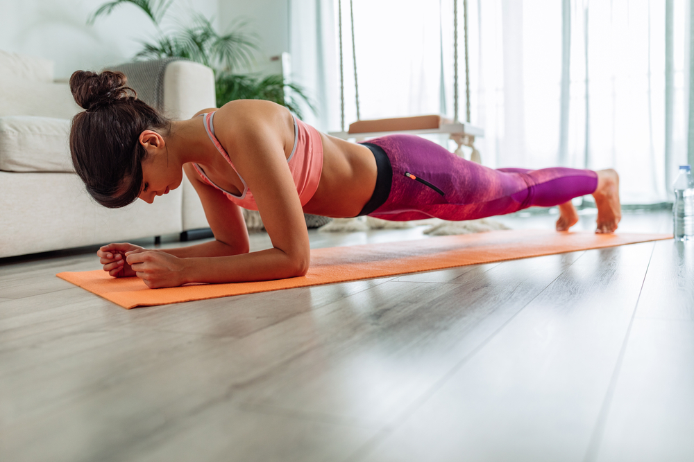 6. Yoga Mat | 8 Things In Your Home You Are Not Cleaning But Should | Her Beauty