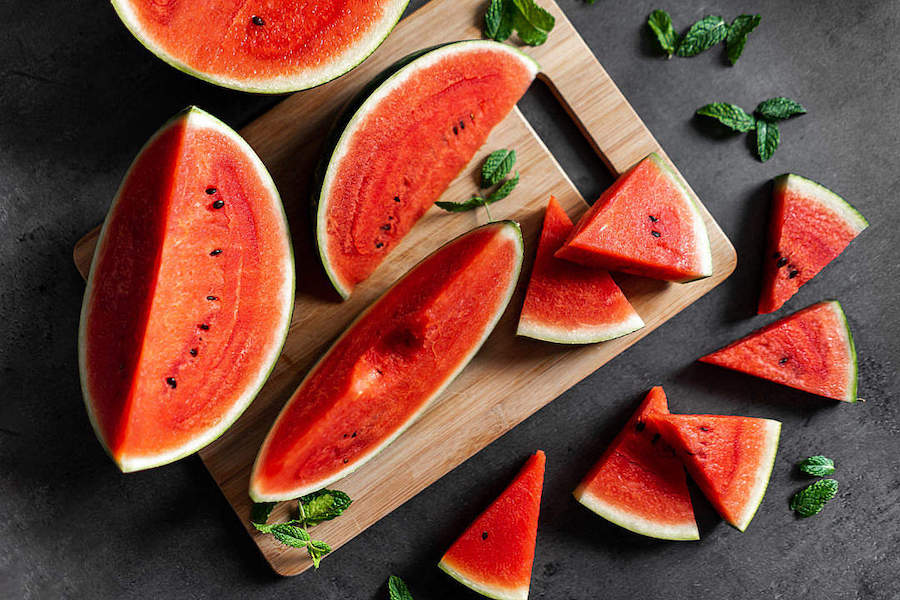 1. Super High Water Content   8 Watermelon Facts You Never Knew   Her Beauty