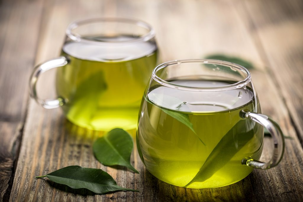 Green tea   10 Superfoods That Will Help You Lose Weight   Her Beauty