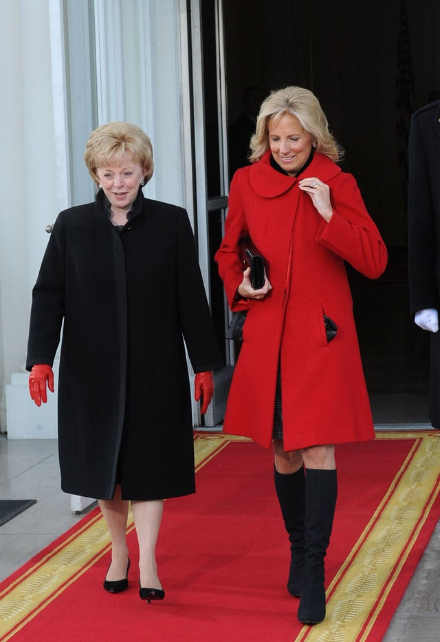 Fashion Looks of Jill Biden