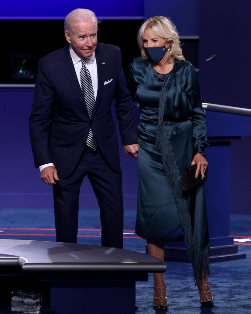 Fashion Looks of Jill Biden