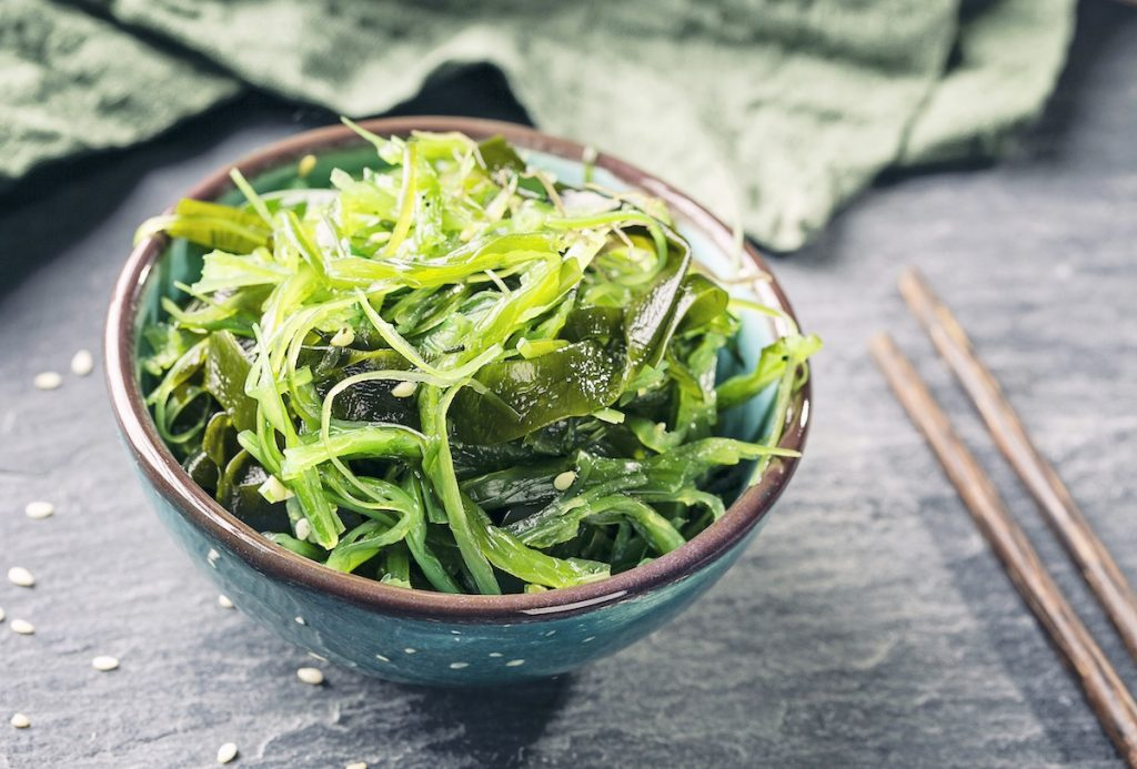 Seaweed | 9 Foods That Boost Your Metabolism And May Help You Lose Weight | Her Beauty