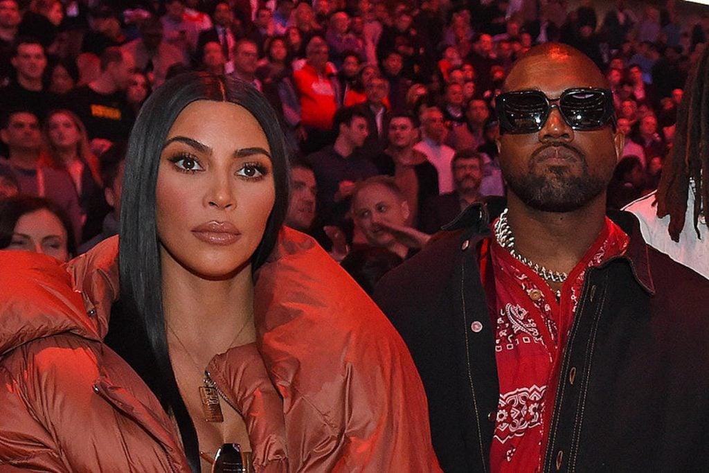 Is Kim Kardashian Preparing To Divorce Kanye West?   Her Beauty